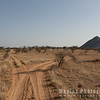 Diverging paths at Samburu
