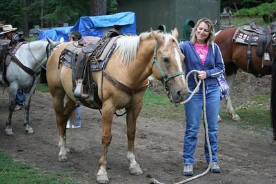 Good horse.