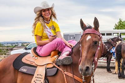 Horse Pull in Draper, Utah - July 21, 2012