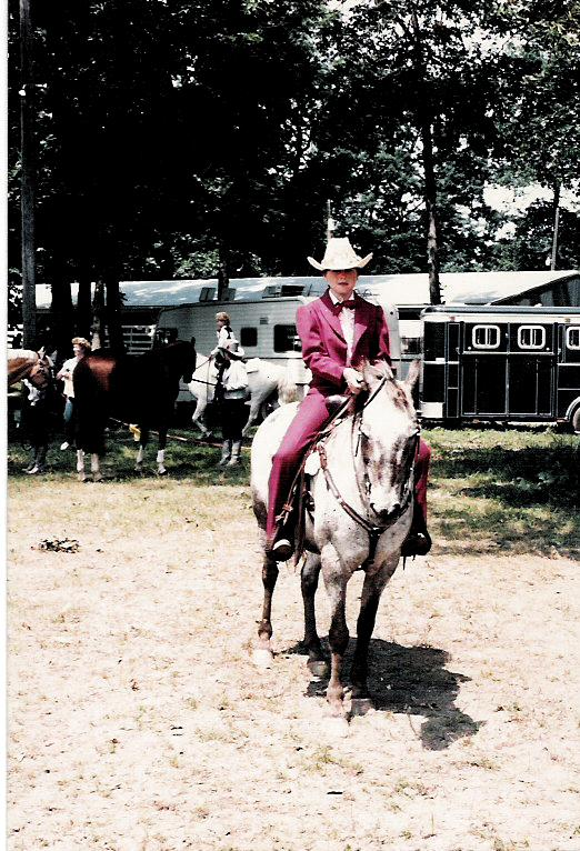 Joe- Mid States Team Tournament.  1986