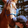 Jenn and Chief<br /> TB gelding