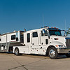 Peterbilt Truck and Bloomer Horse Trailer