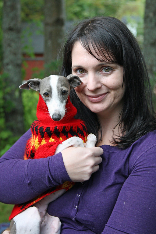Italian Greyhound Picnic 2009