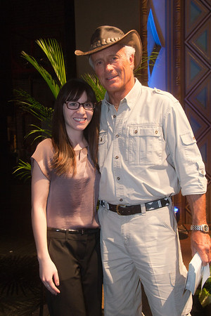 Jack Hanna at the Egyptian Theatre - 4/6/14 (print sales)