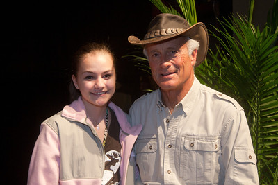 Jack Hanna at the Egyptian Theatre