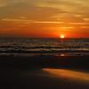 Sunrise from Driftwood Beach
