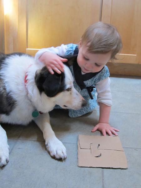 Bob the Dog and Libby
