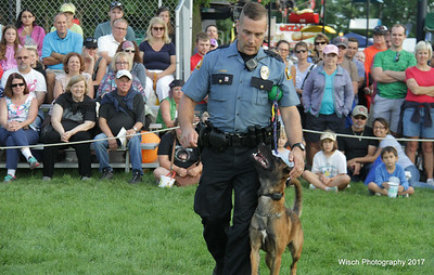 K9 Minnesota State Fair 2017 Aug 24th