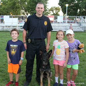 St Paul K9s MN State Fair Aug 30th 2016