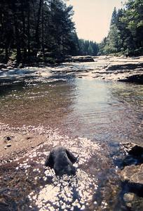 The River Dee, near Braemar, Scotland
