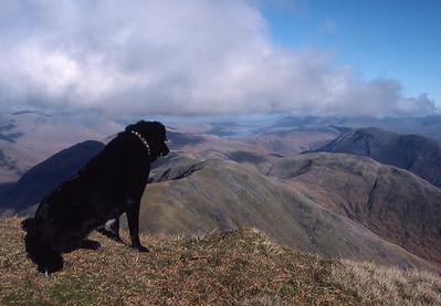 Beinn Eunaich, Scottish Highlands