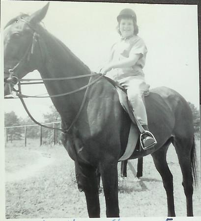 1963 Nob Hill Horse Show in GA