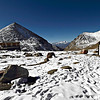 The mighty Changa La pass - Indian Army Post