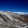 View from K Top: Khardung La - in the distance is the Siachen range