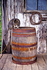 Cat on a Barrel at Penn's Store, Casey County, Kentucky