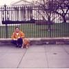 Bob and Augie Washington DC 1992 2