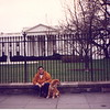 Bob and Augie  White House