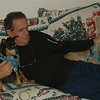 Bob Mickey and Goldie at Karen's