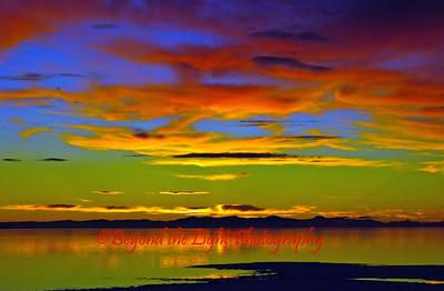 Rare Sunsety