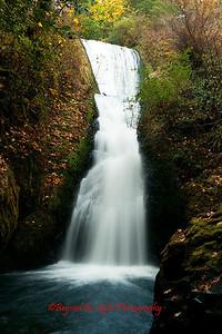 Bridall Veil Falls
