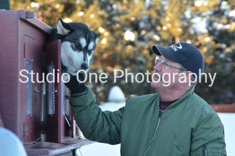 Northern Pines Sled Dog Race