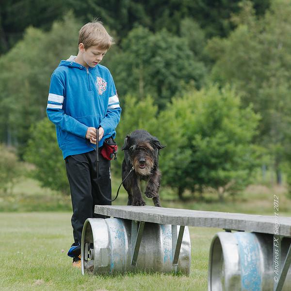 Training in Schöneben