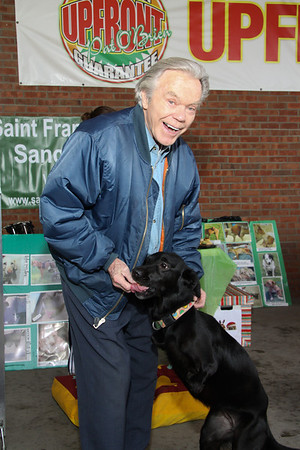 Saint Francis Animal Sanctuary invted to Pat O'Brien Chevrolet in Vermilion on december 1, 2012