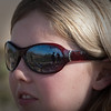 Emily's shades made great reflectors. Zoom in to 'Original' size to see for yourself.