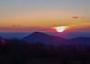 Sunrise over Old Rag