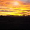Tankwa Karroo sunset