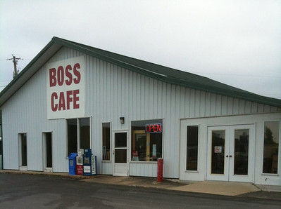 Boss Cafe, Clinton, MO - Best breakfast I have ever had in Clinton, MO.