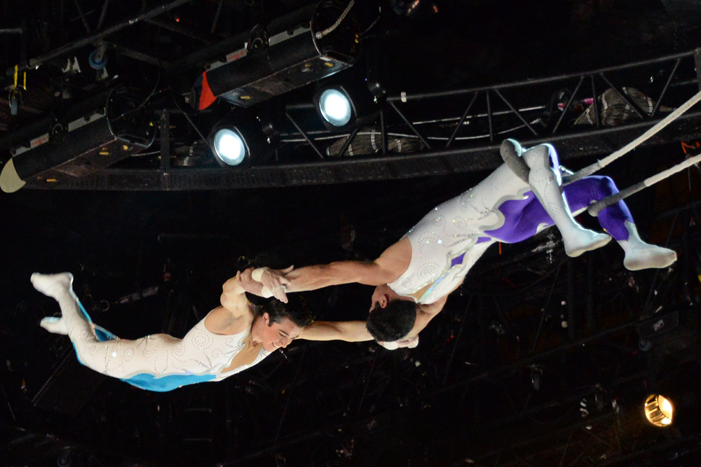 Flying Trapeze 04