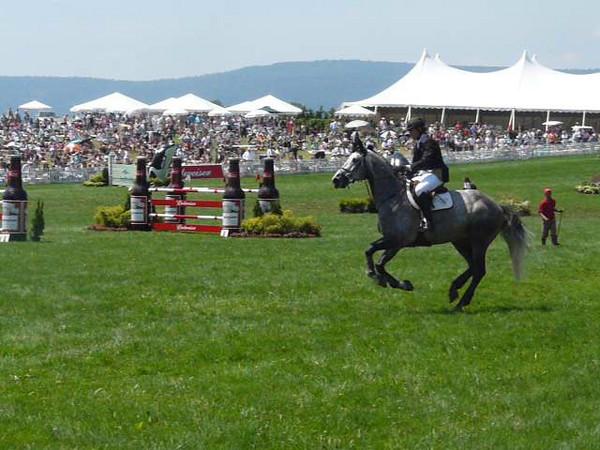 Upperville Horse Show Budweiser Grand Prix 2009