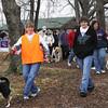 Lynda Lichenberg and Gage Hylton are leading the Walk.