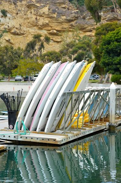 Reflecting Boats