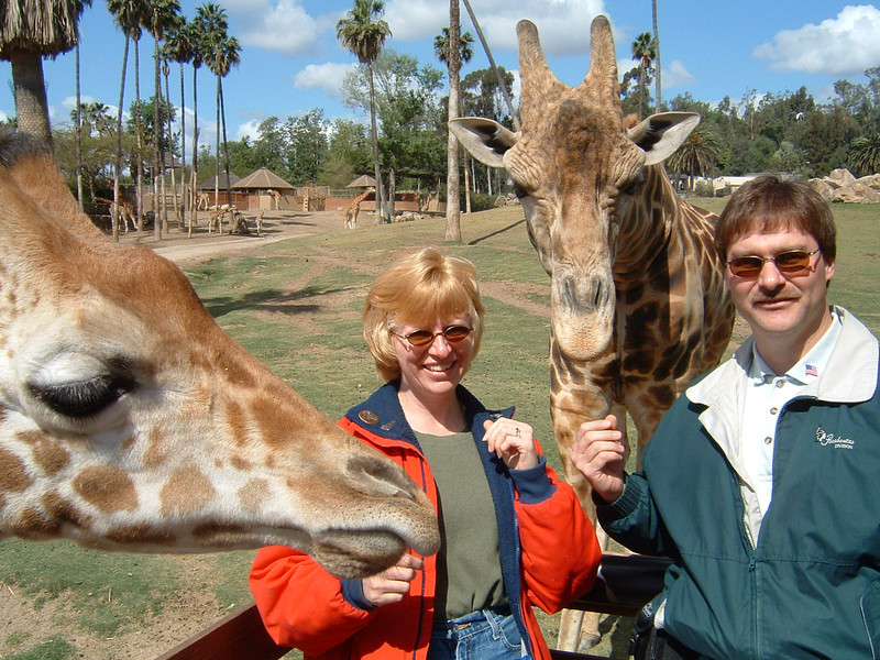 San Diego Wild Animal Park (2004)