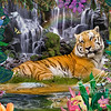 Enchanted Tigress (Variation)