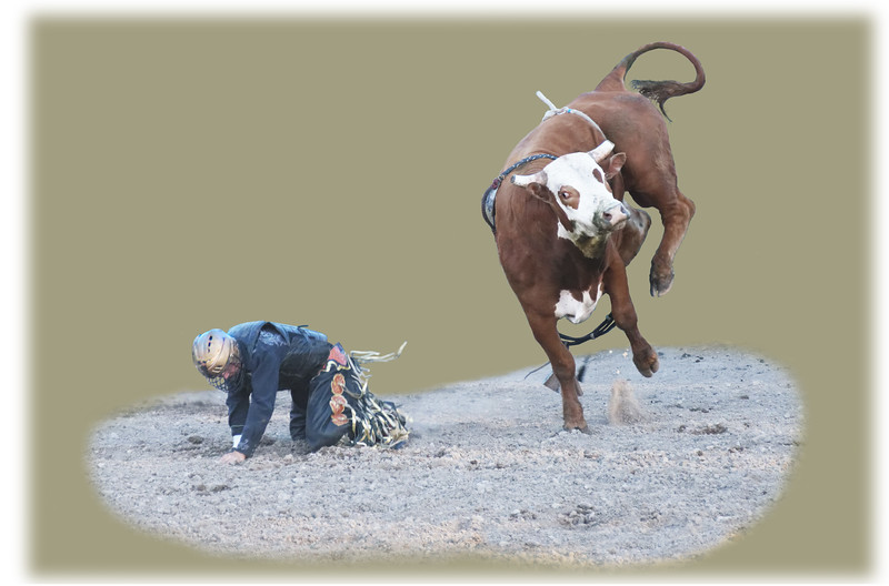 Bull Riding - A Dirty Job