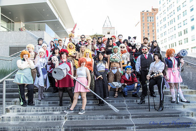 Animazement 2017 RWBY (Friday)
