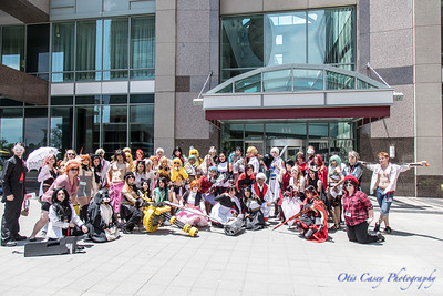 Animazement 2017 RWBY (Saturday)