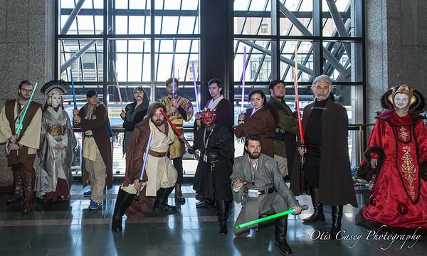 Anime Boston 2016 Star Wars