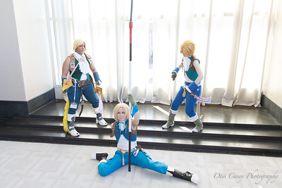 Anime Boston 2018 Final Fantasy