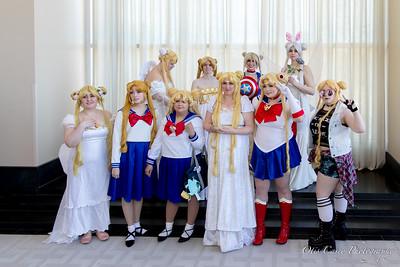 Anime Boston 2018 Sailor Moon