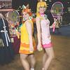 Princess Daisy and Princess Peach
