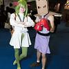 Kirlia and Hitmonchan