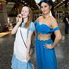 Alice and Princess Jasmine