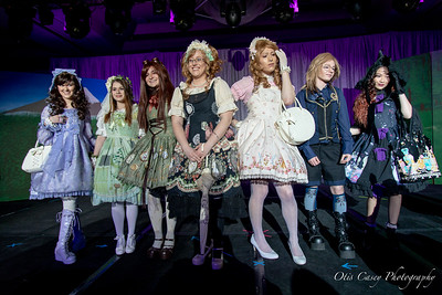 Anime Detour 2018 Lolita Fashion Show
