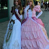 Princess Zelda and Princess Peach