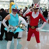 Sylvia and Viewtiful Joe