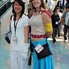 Moogle and Yuna